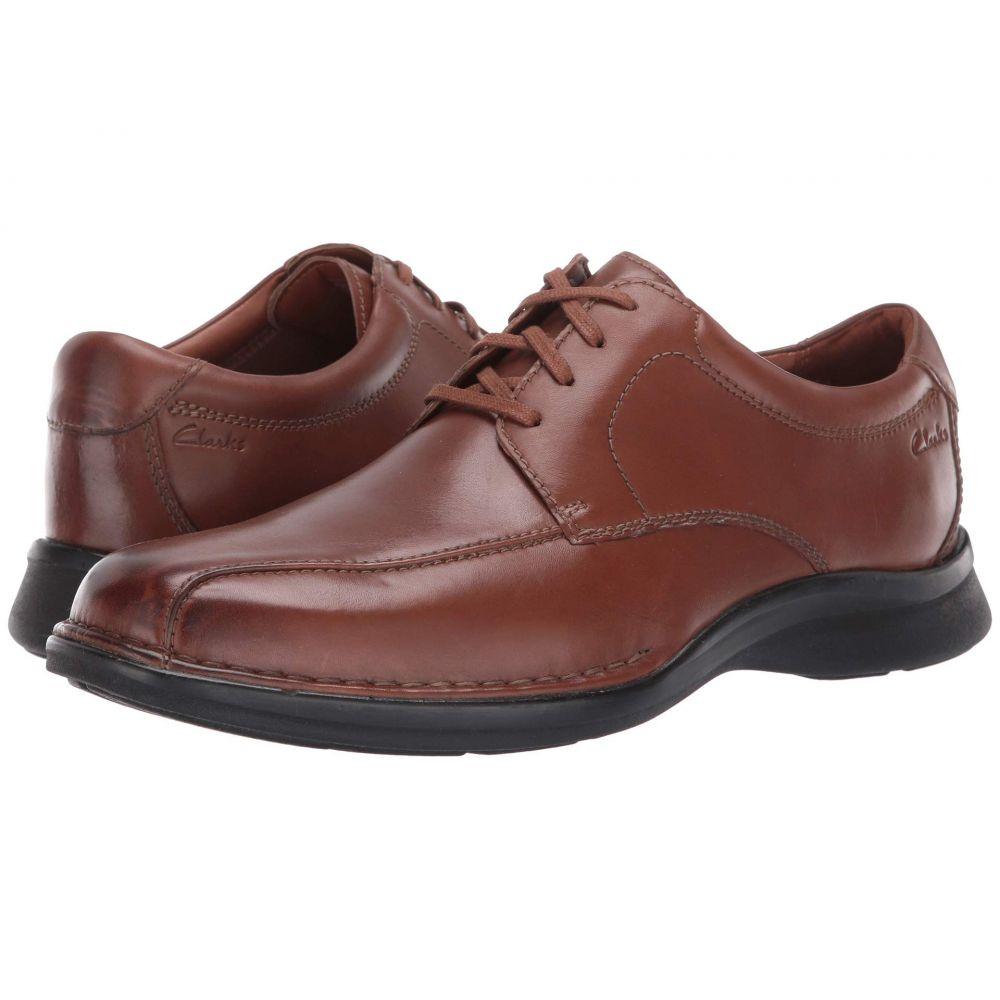 クラークス Clarks メンズ 革靴・ビジネスシューズ シューズ・靴【Kempton Run】Tan Leather