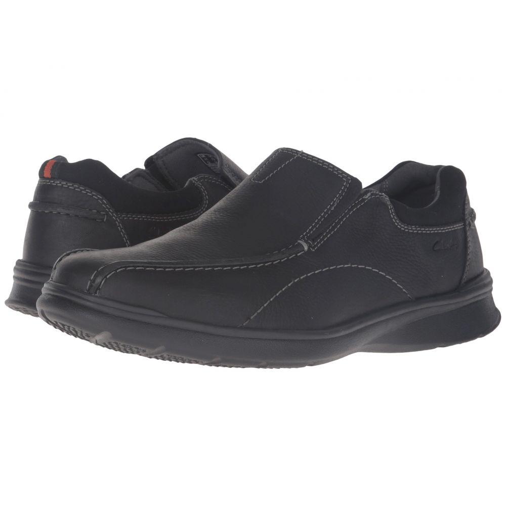 クラークス Clarks メンズ ローファー シューズ・靴【Cotrell Step】Black Oily Leather
