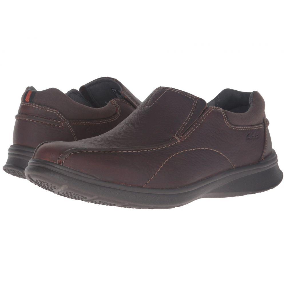 クラークス Clarks メンズ ローファー シューズ・靴【Cotrell Step】Brown Oily Leather