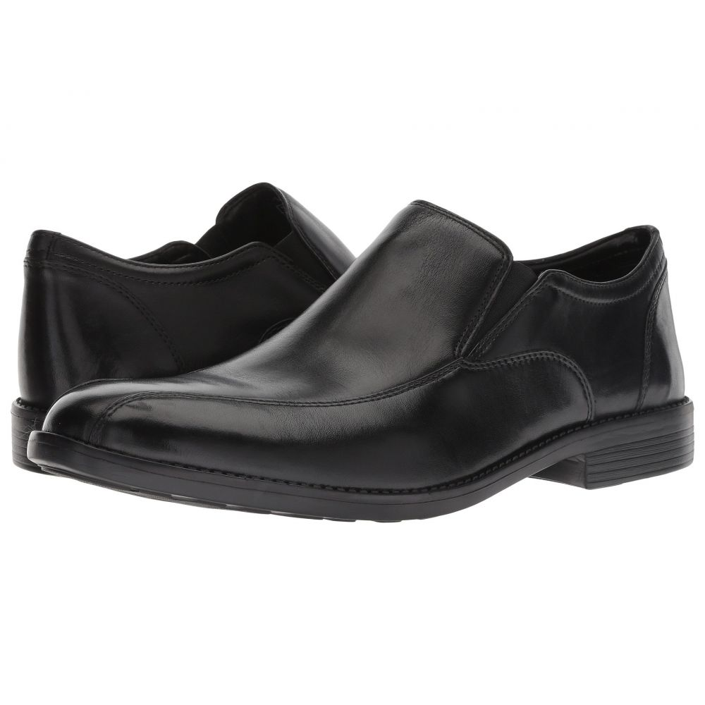 ボストニアン Bostonian メンズ ローファー シューズ・靴【Birkett Step】Black Leather