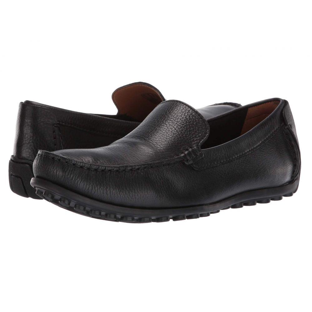 クラークス Clarks メンズ ローファー シューズ・靴【Hamilton Free】Black Leather