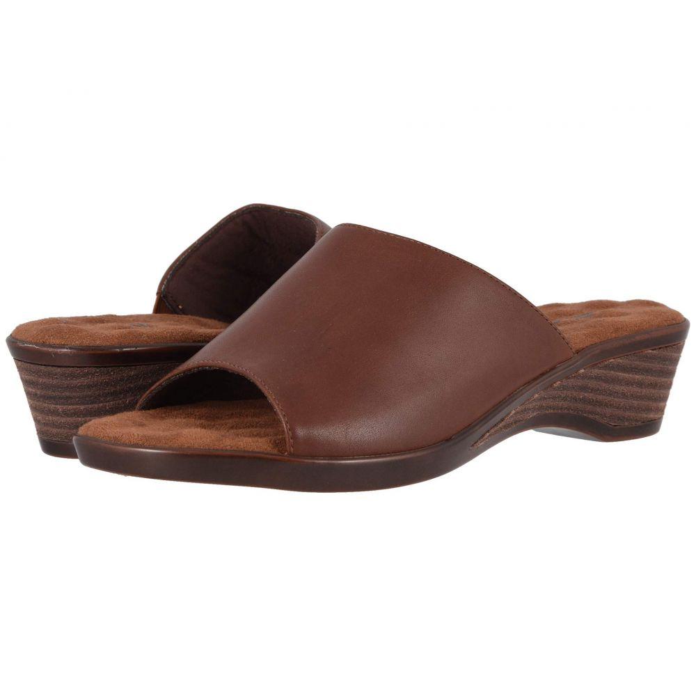 ウォーキング クレードル Walking Cradles レディース ヒール シューズ・靴【Kerry】Tobacco Leather