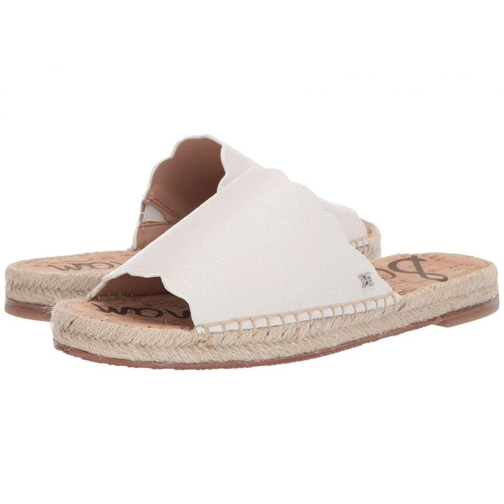 サム エデルマン Sam Edelman レディース サンダル・ミュール シューズ・靴【Andy】Bright White Botalatto Tumbled Leather