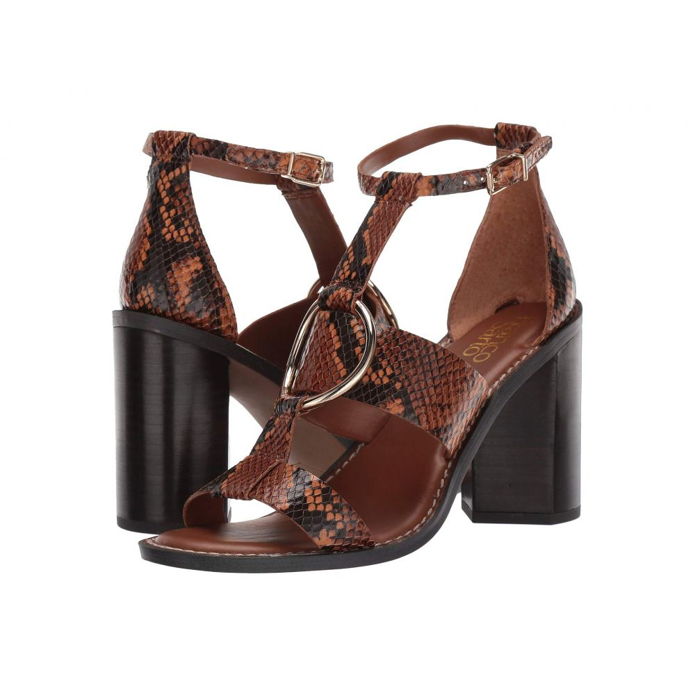 フランコサルト Franco Sarto レディース ヒール シューズ・靴【Dandelion】Brown Leather