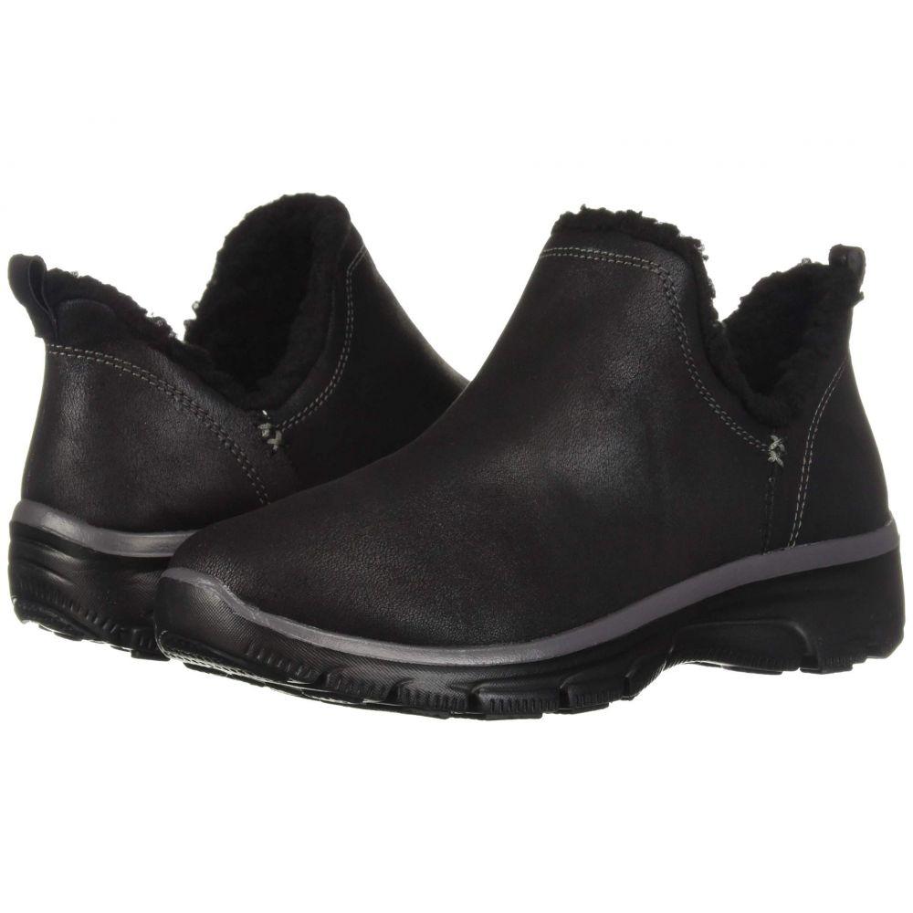 スケッチャーズ SKECHERS レディース ブーツ シューズ・靴【Easy Going - Buried】Black