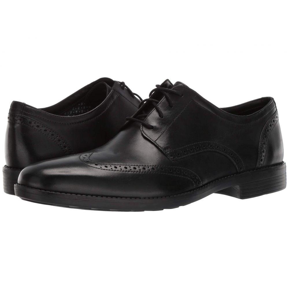ボストニアン Bostonian メンズ 革靴・ビジネスシューズ シューズ・靴【Birkett Wing】Black Leather