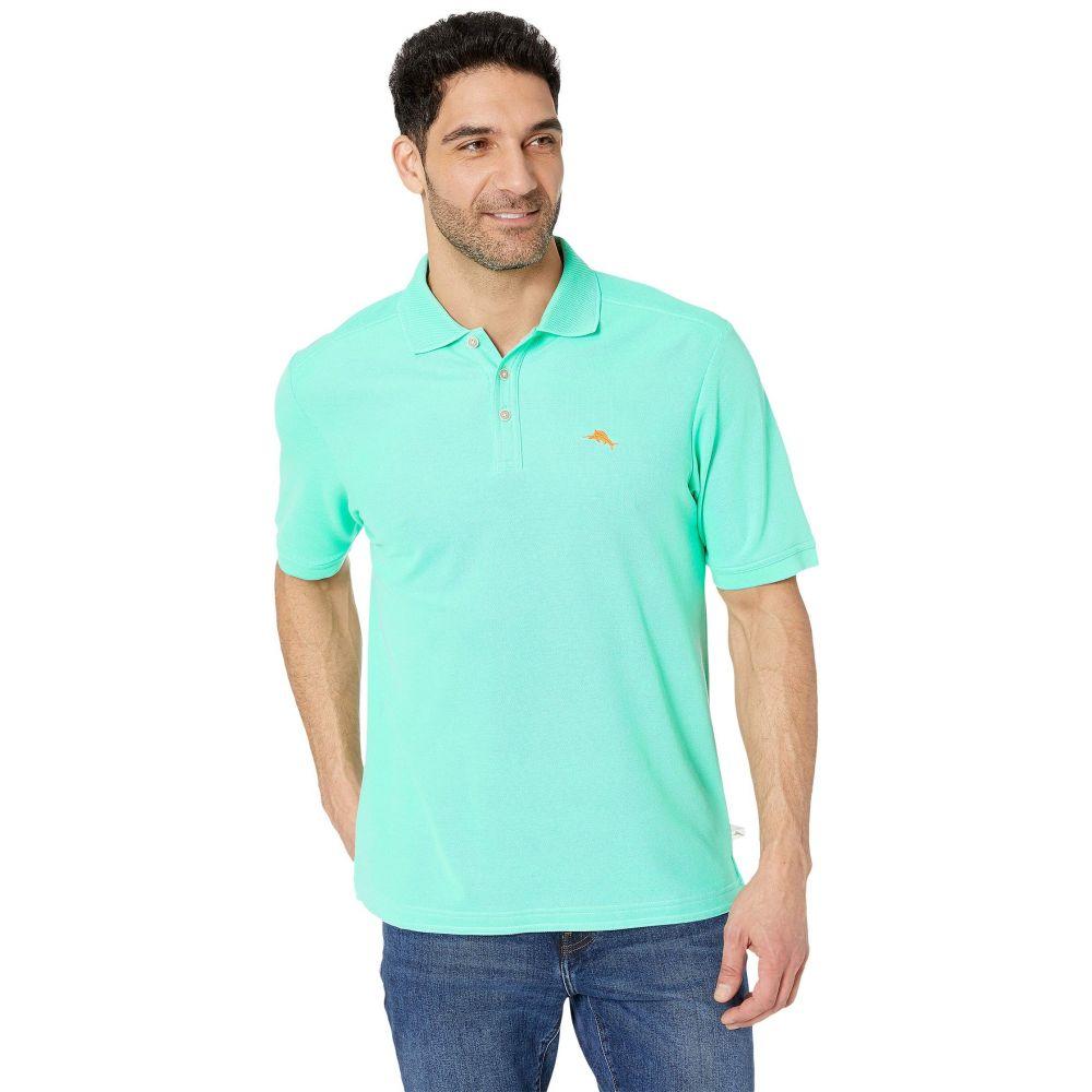 トミー バハマ Tommy Bahama メンズ ポロシャツ トップス【Emfielder 2.0 Polo】Mint Mojito