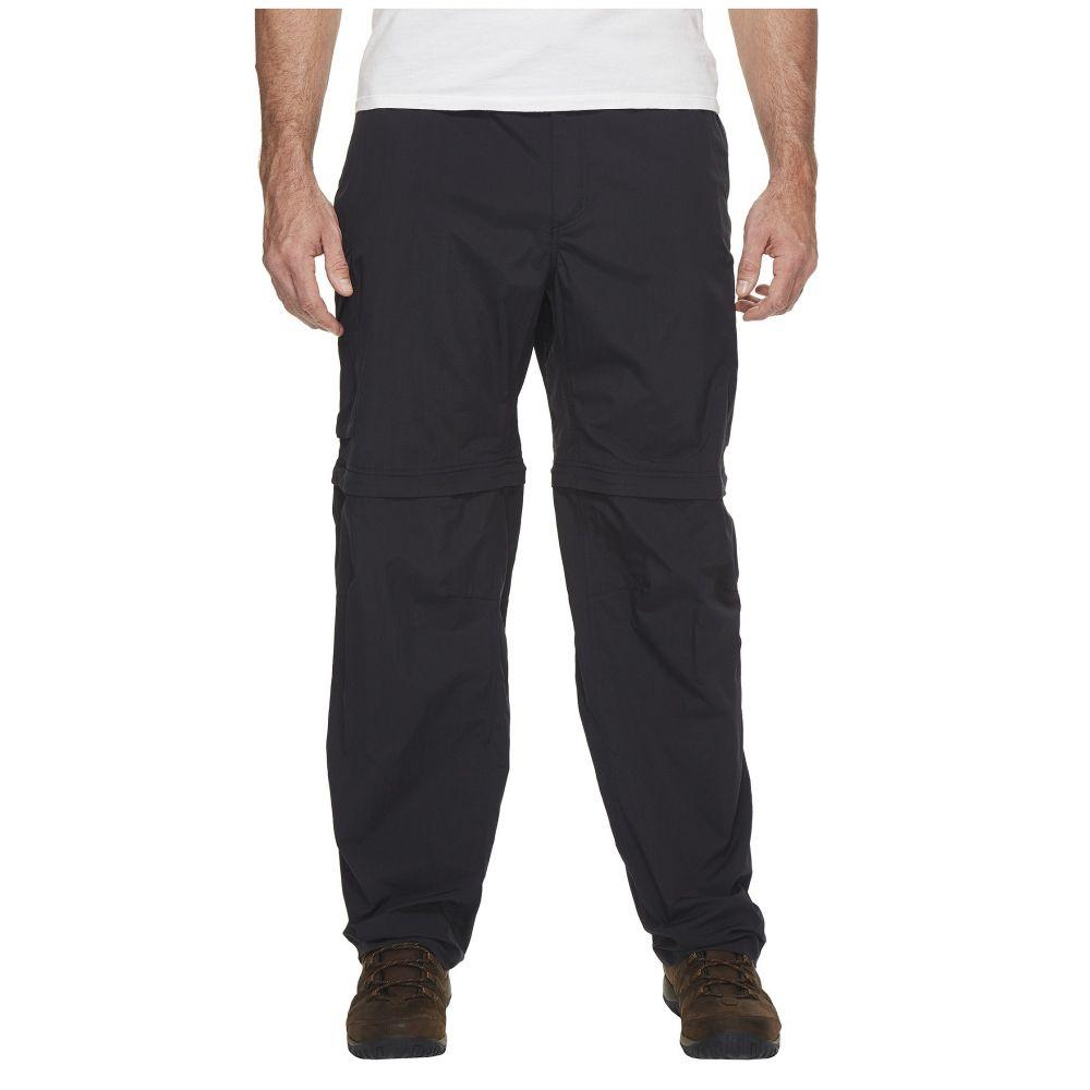 コロンビア Columbia メンズ ボトムス・パンツ 大きいサイズ【Big & Tall Silver Ridge(TM) Convertible Pant】Black