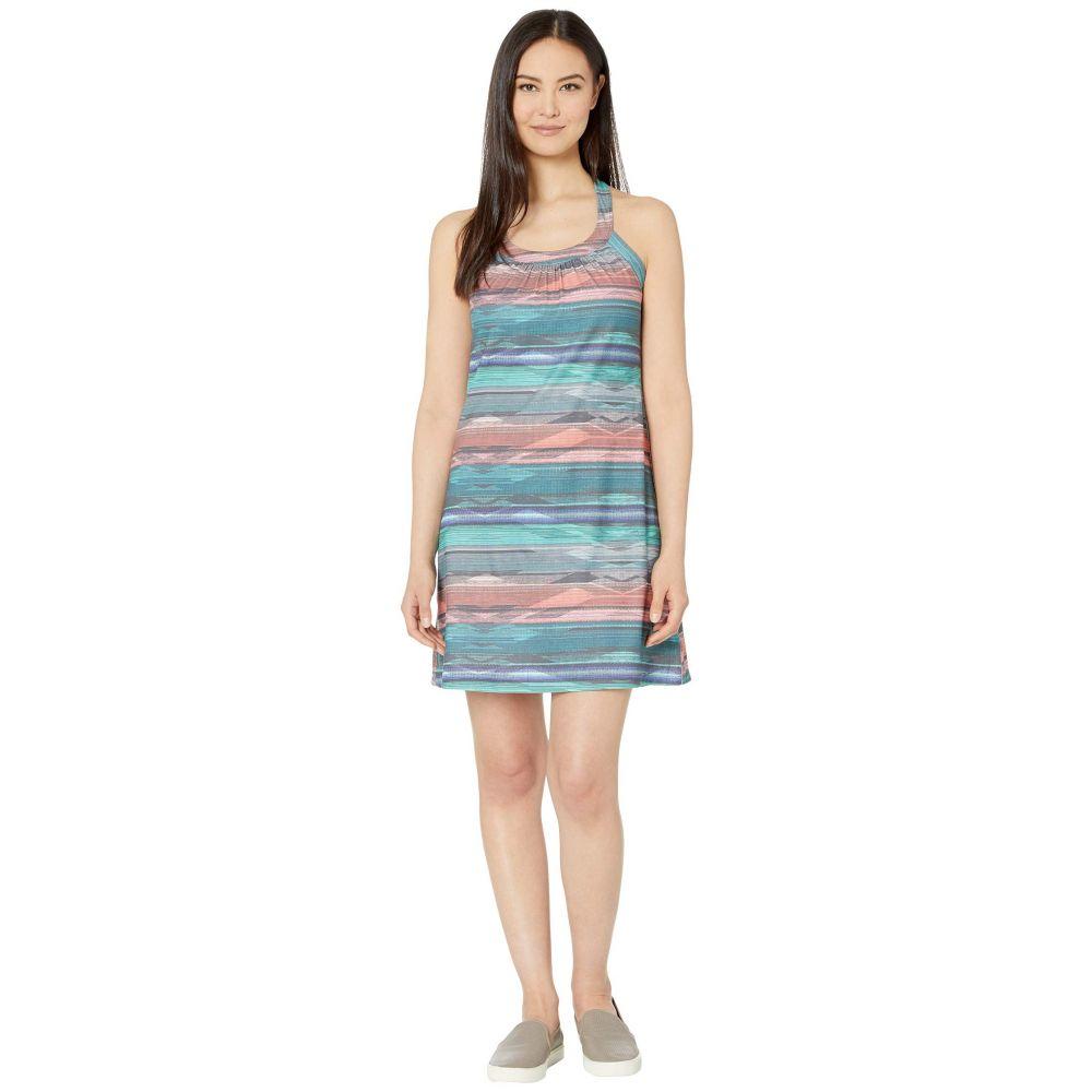 プラーナ Prana レディース ワンピース ワンピース・ドレス【Cantine Dress】Granite Bonita