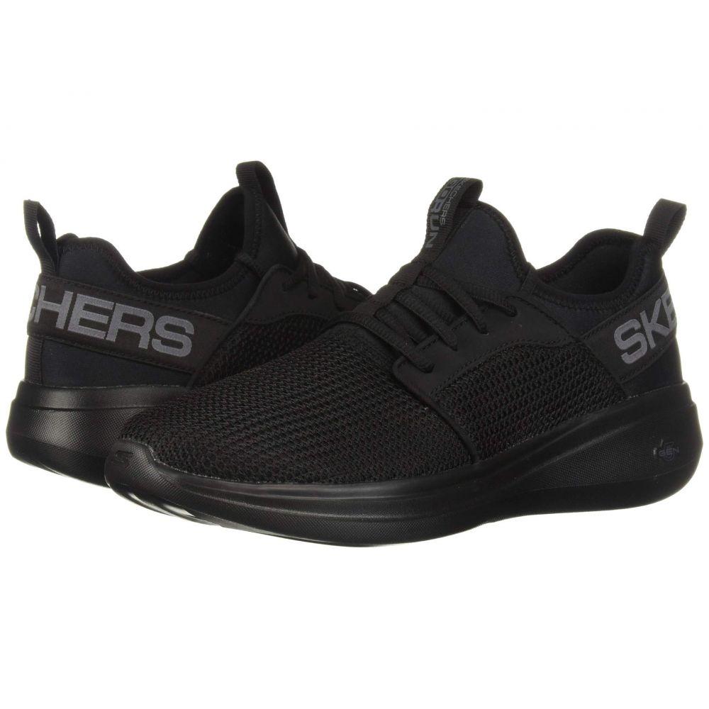 スケッチャーズ SKECHERS メンズ ランニング・ウォーキング シューズ・靴【Go Run Fast - Valor】Black