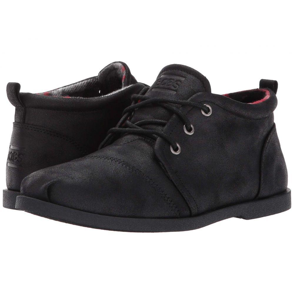 スケッチャーズ BOBS from SKECHERS レディース ブーツ シューズ・靴【Chill Luxe - Drifting】Black/Black