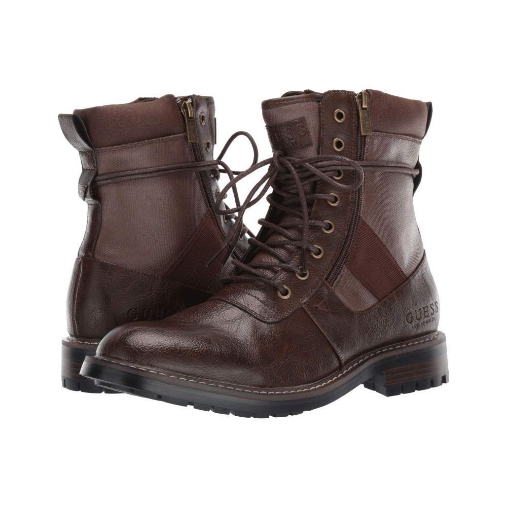 ゲス GUESS メンズ ブーツ シューズ・靴【Radford】Dark Brown
