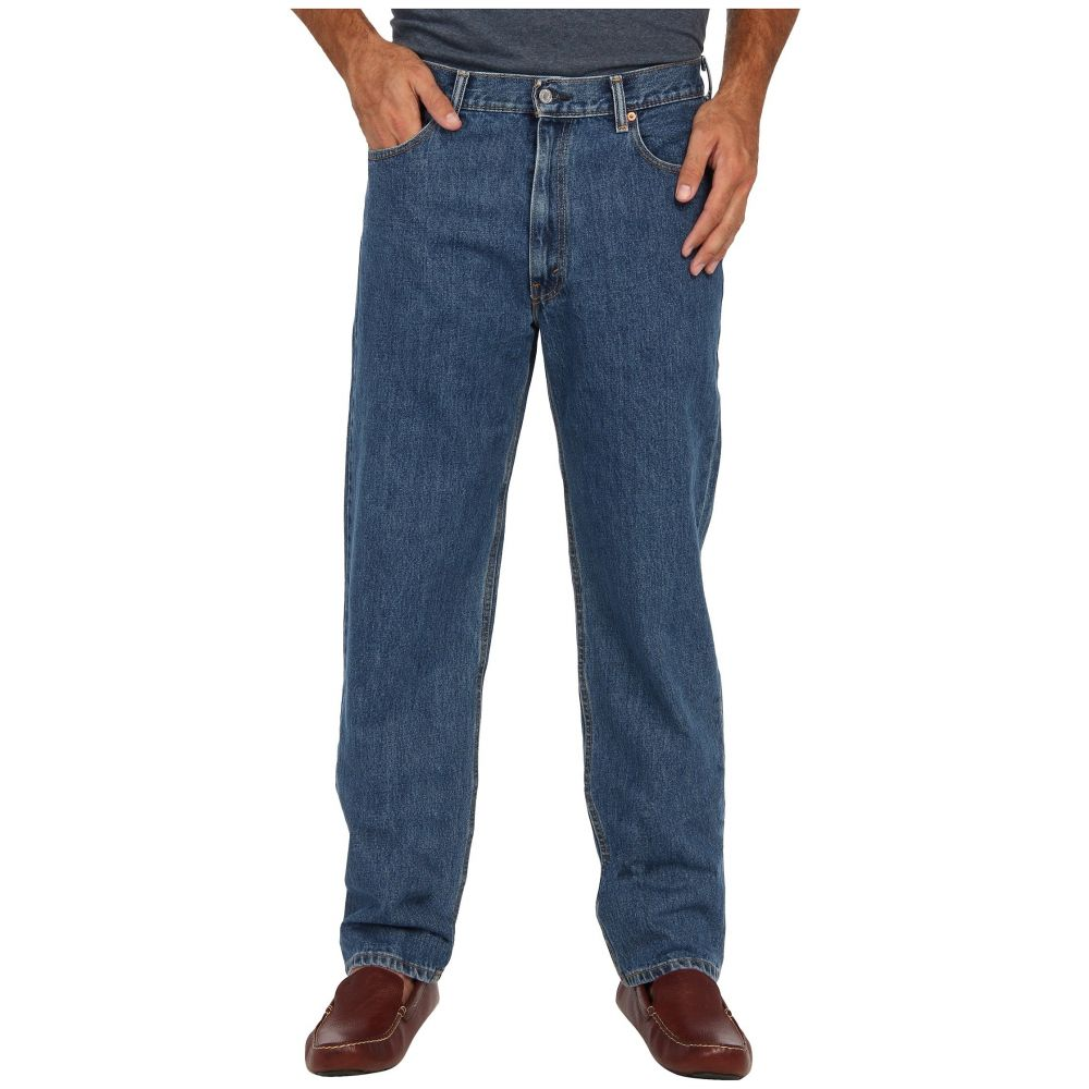 リーバイス Levi's Big & Tall メンズ ジーンズ・デニム 大きいサイズ ボトムス・パンツ【Big & Tall 550(TM) Relaxed Fit】Medium Stonewash