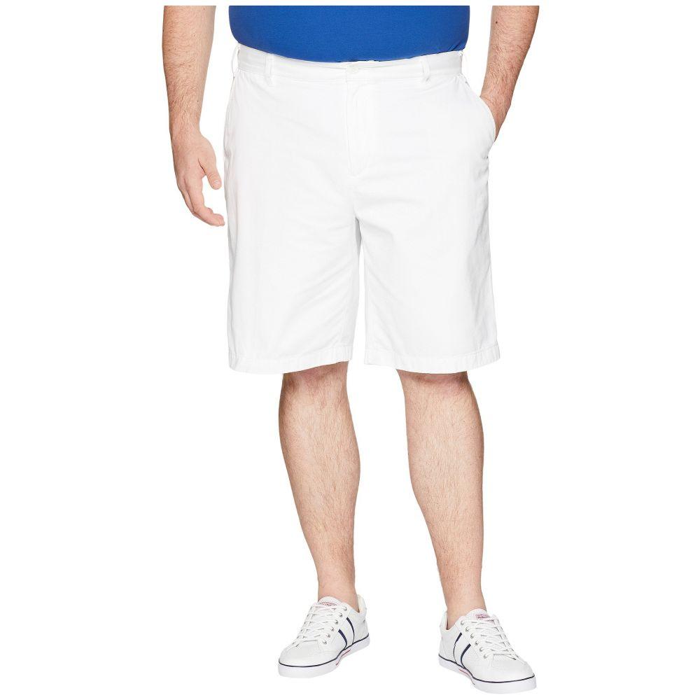 ノーティカ Nautica Big & Tall メンズ ショートパンツ ボトムス・パンツ【Deck Short】Bright White
