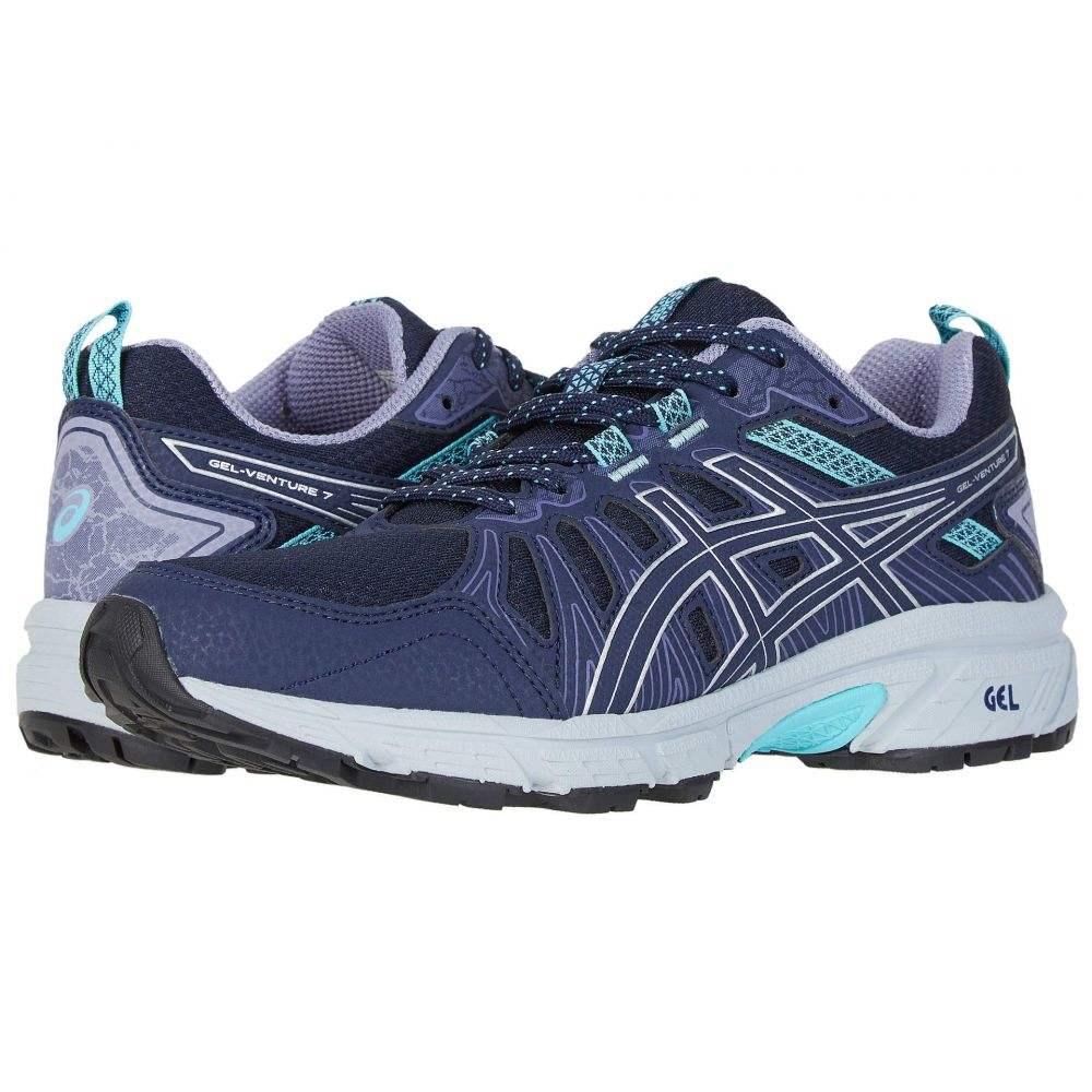 アシックス ASICS レディース ランニング・ウォーキング シューズ・靴【GEL-Venture 7】Black/Silver