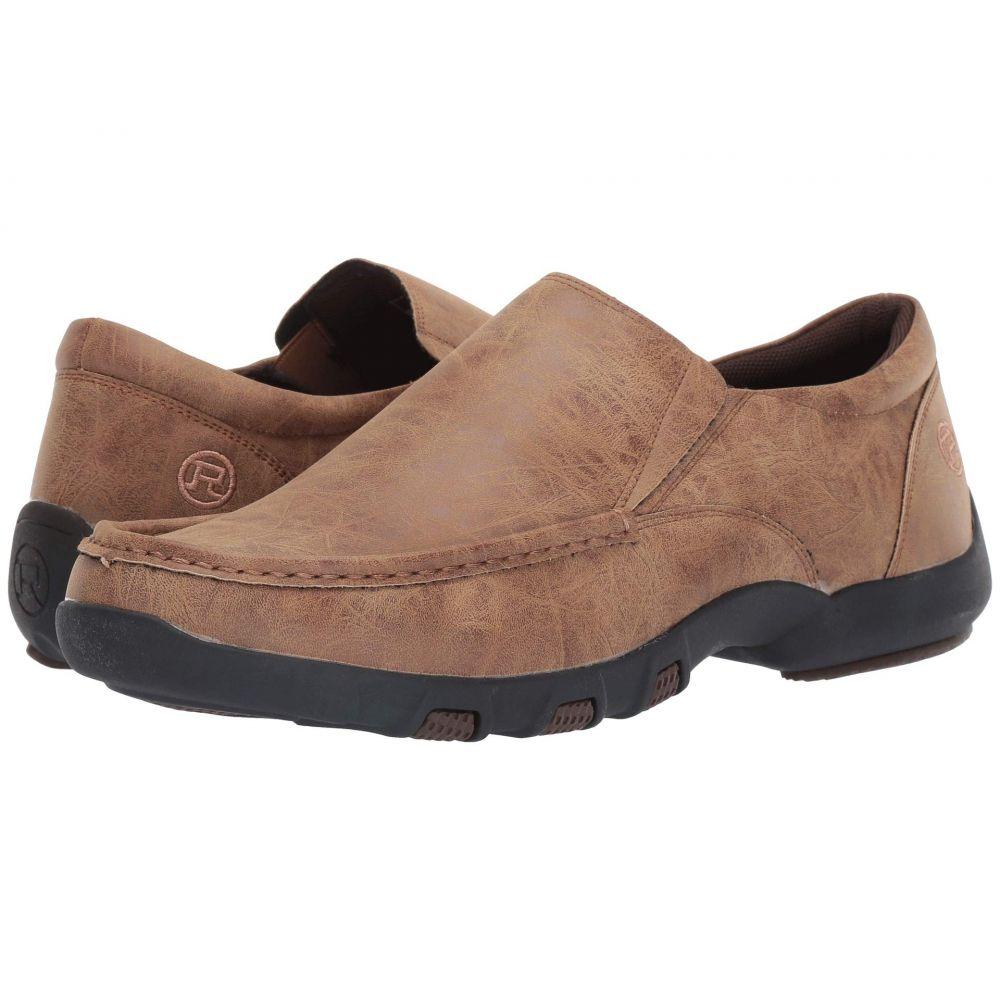 ローパー Roper メンズ ローファー シューズ・靴【Trent】Brown