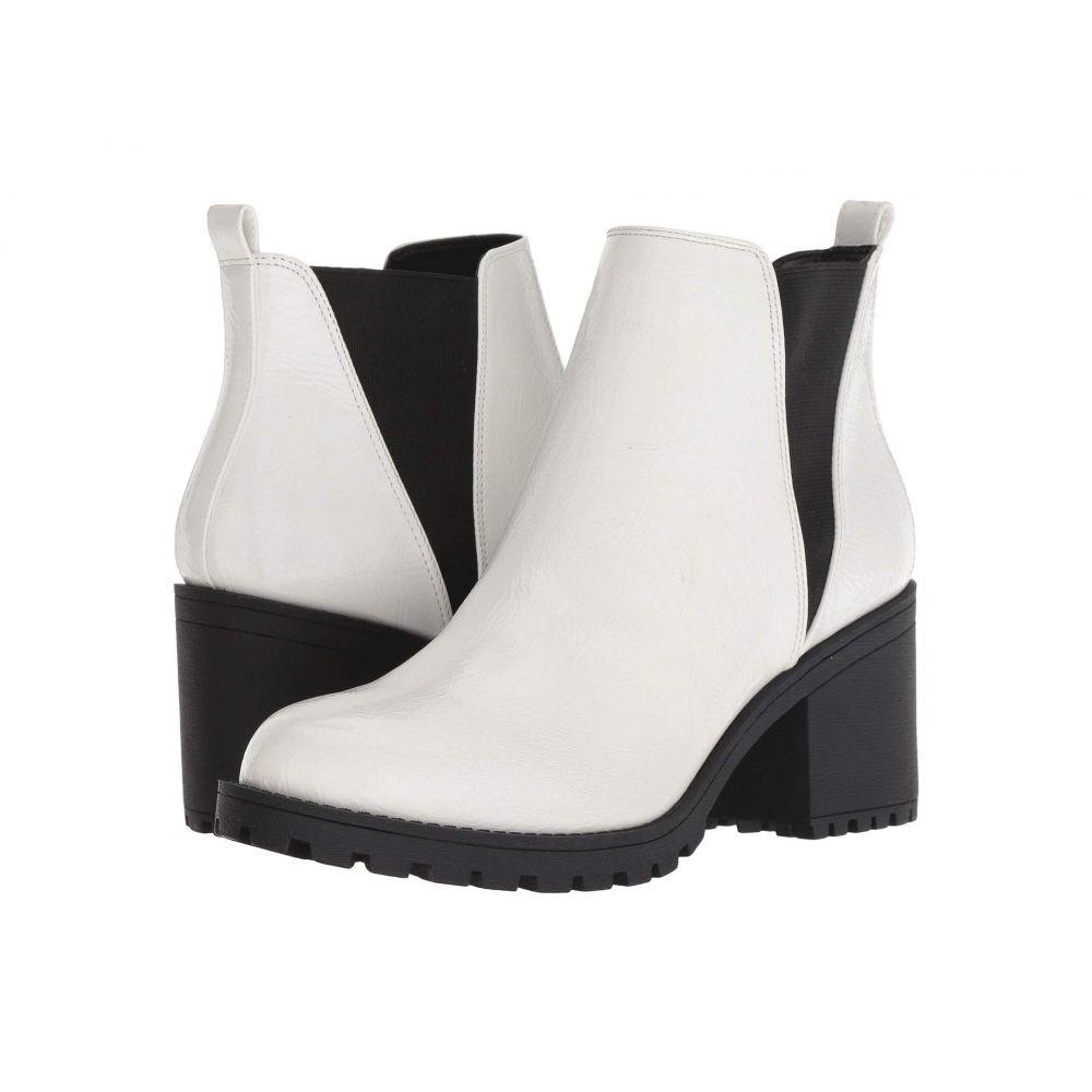 ダーティーランドリー Dirty Laundry レディース ブーツ シューズ・靴【Lisbon Sedona】White Patent