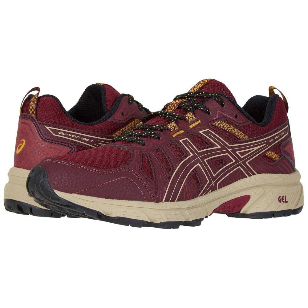 アシックス ASICS レディース ランニング・ウォーキング シューズ・靴【GEL-Venture 7】Chili Flake/Wood Cream