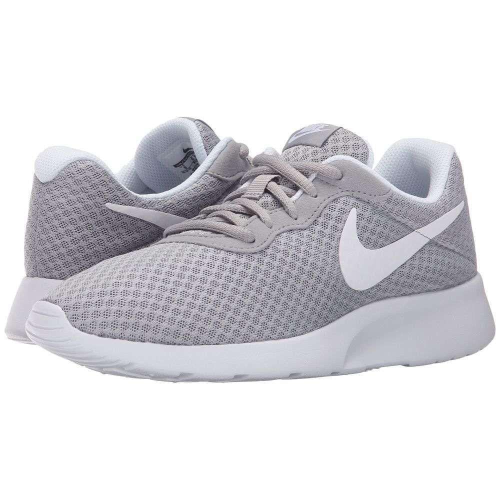 ナイキ Nike レディース スニーカー シューズ・靴【Tanjun】Wolf Grey/White