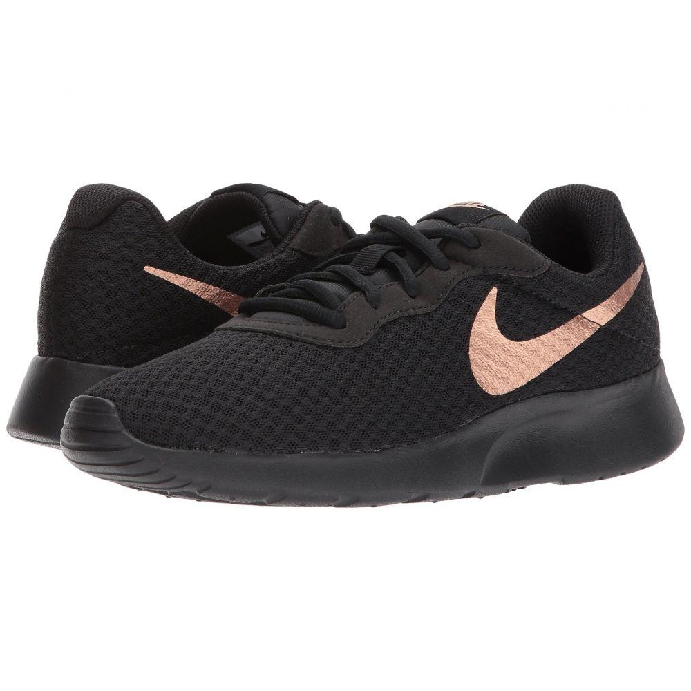 ナイキ Nike レディース スニーカー シューズ・靴【Tanjun】Black/Metallic Red Bronze