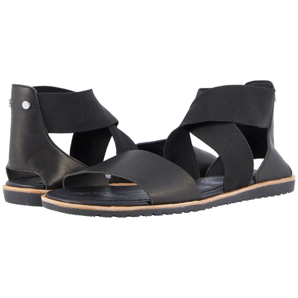 ソレル SOREL レディース サンダル・ミュール シューズ・靴【Ella Sandal】Black