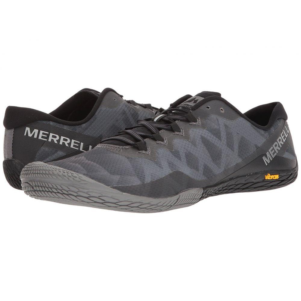 メレル Merrell メンズ ランニング・ウォーキング シューズ・靴【Vapor Glove 3】Black/Silver