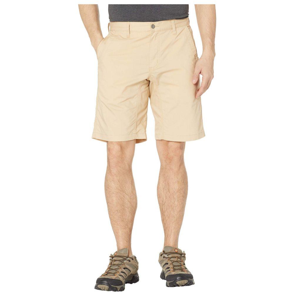 マウンテンカーキス Mountain Khakis メンズ ショートパンツ ボトムス・パンツ【Stretch Poplin Shorts Slim Fit】Khaki