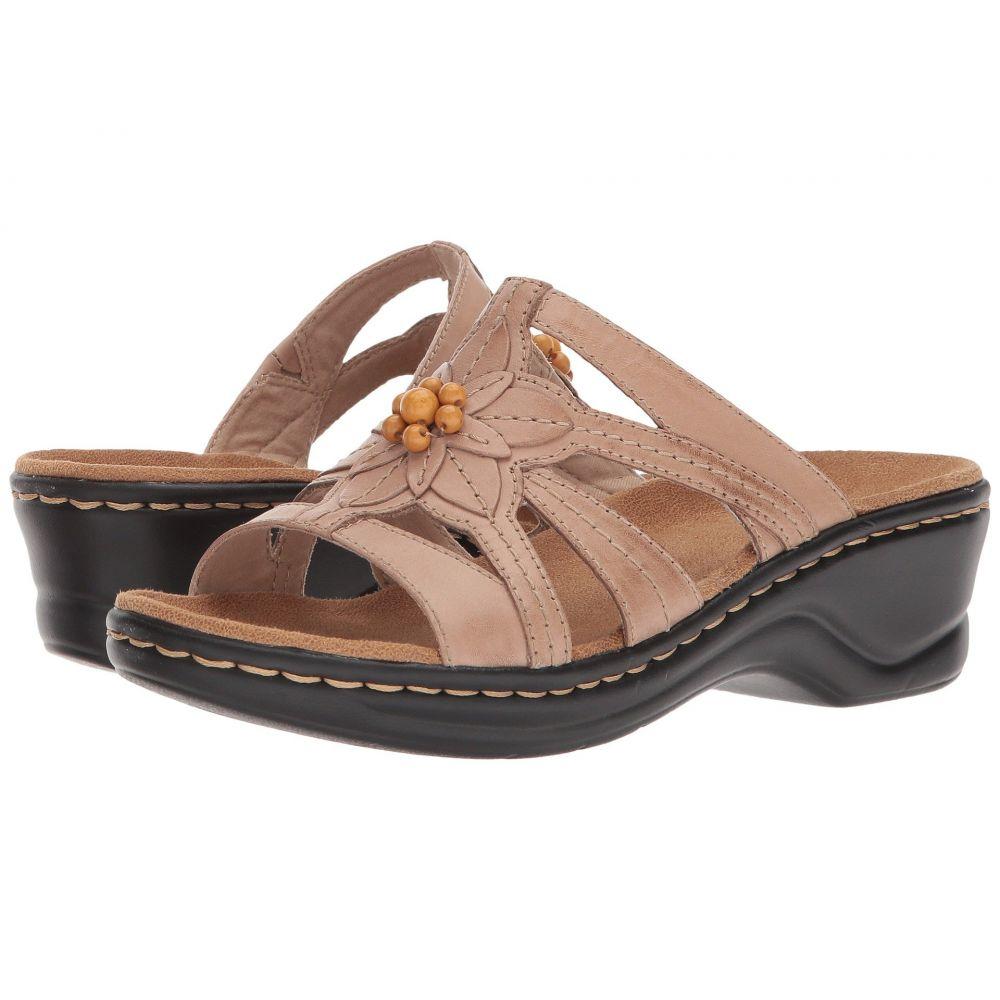 クラークス Clarks レディース ヒール シューズ・靴【Lexi Myrtle】Sand Leather