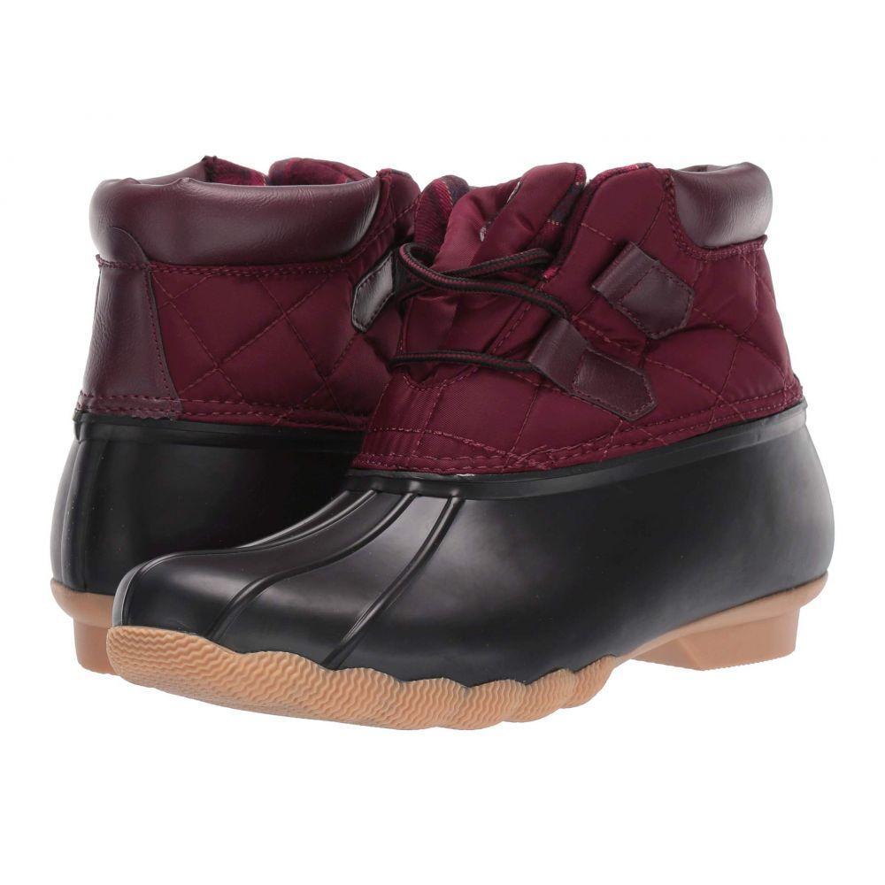 スケッチャーズ SKECHERS レディース ブーツ シューズ・靴【Pond】Burgundy