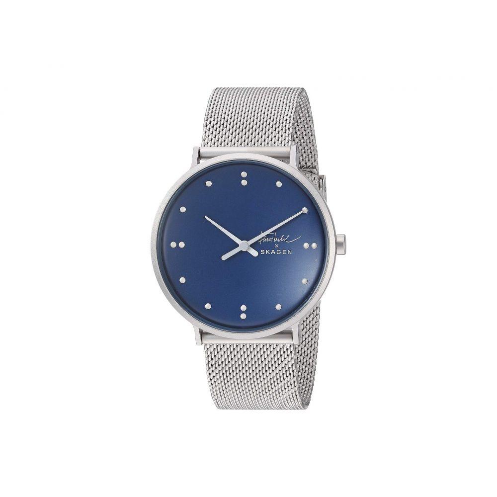 スカーゲン Skagen レディース 腕時計 【Finn Juhl Watch - SKW6584】Silver/Blue