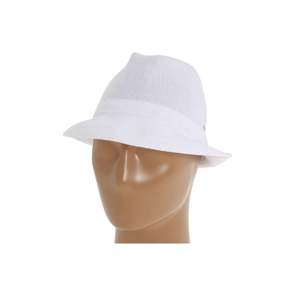 カンゴール Kangol レディース ハット 帽子【Tropic Player】White