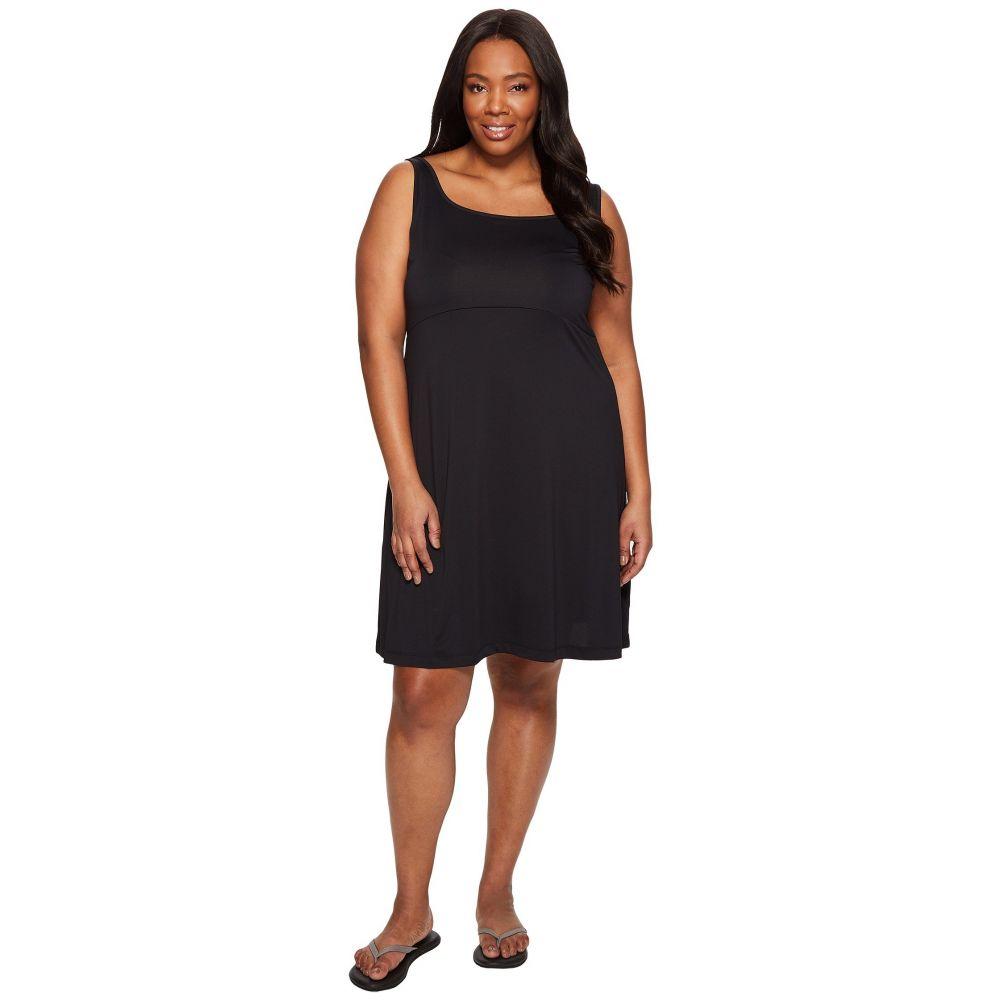 コロンビア Columbia レディース ワンピース 大きいサイズ ワンピース・ドレス【Plus Size Freezer III Dress】Black