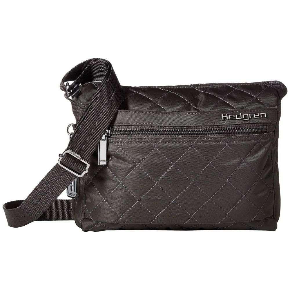 ヘデグレン Hedgren レディース ショルダーバッグ バッグ【Diamond Carina Shoulder Bag】Pavement