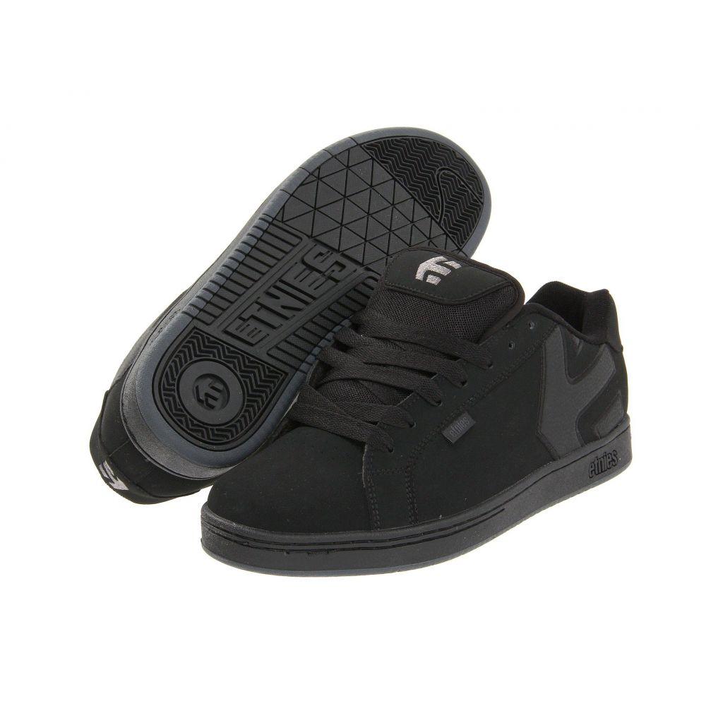 エトニーズ etnies メンズ スニーカー シューズ・靴【Fader】Black Dirty Wash