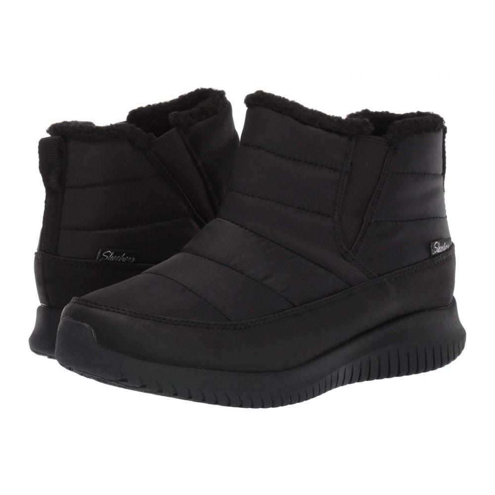 スケッチャーズ SKECHERS レディース ブーツ シューズ・靴【Ultra Flex - Shawty】Black/Black