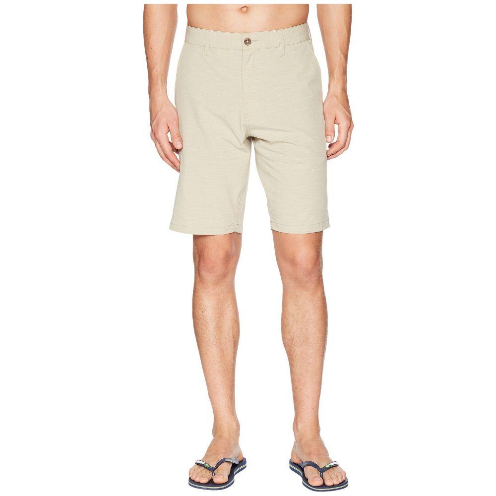 ルーカ RVCA メンズ ショートパンツ ボトムス・パンツ【Balance Hybrid Shorts】Khaki