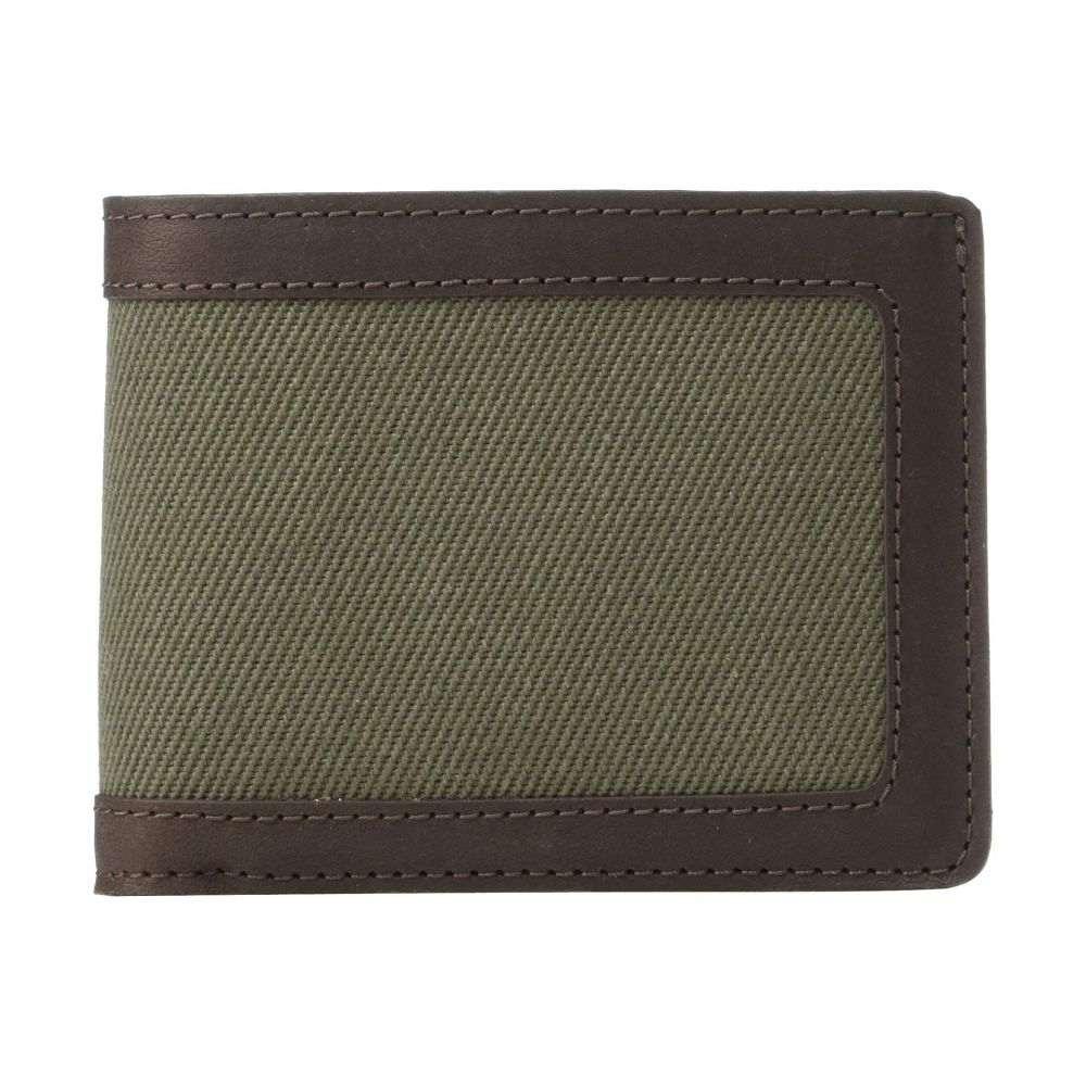 フィルソン Filson レディース 財布 【Outfitter Wallet】Otter Green
