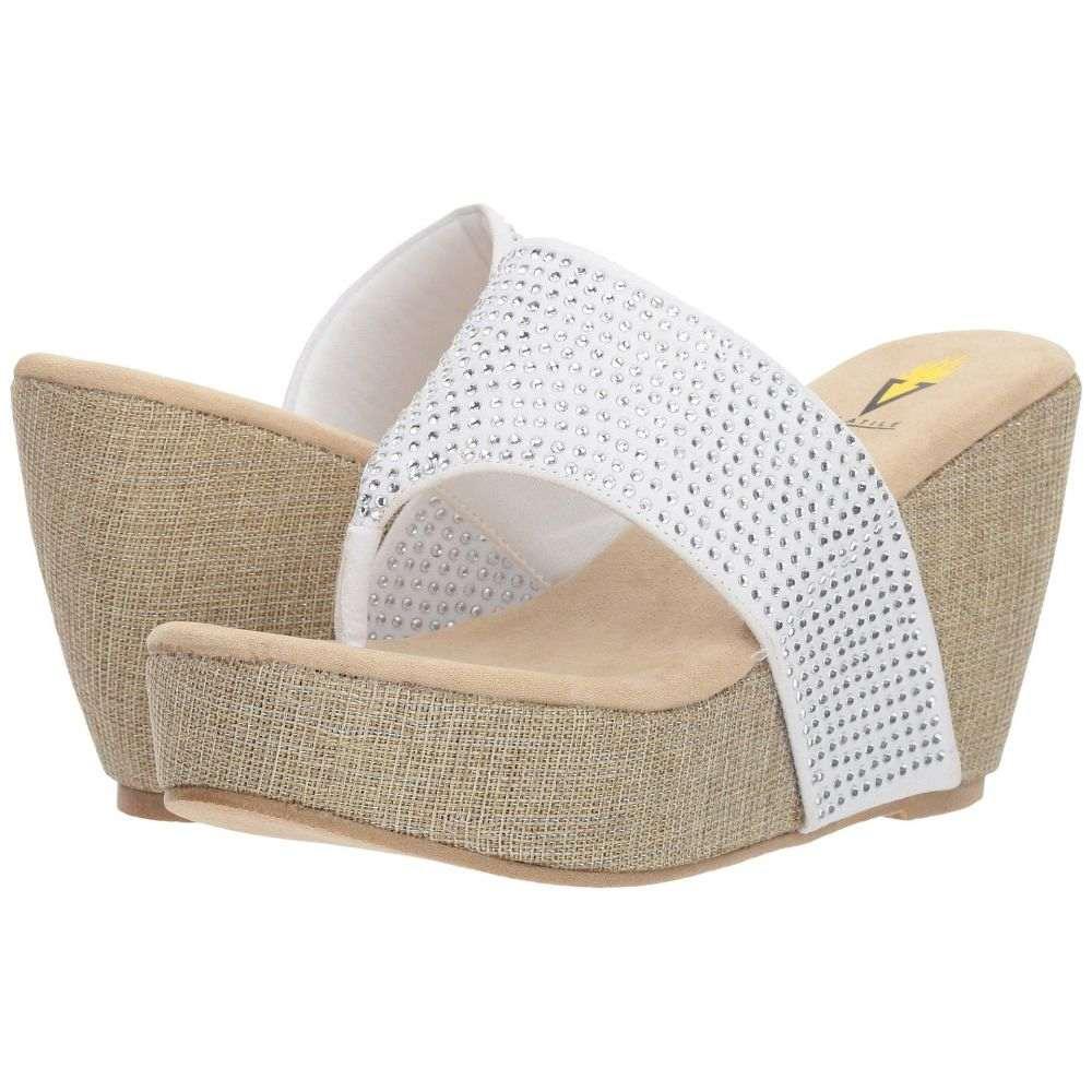 ボラティル VOLATILE レディース ヒール シューズ・靴【Majestic】White