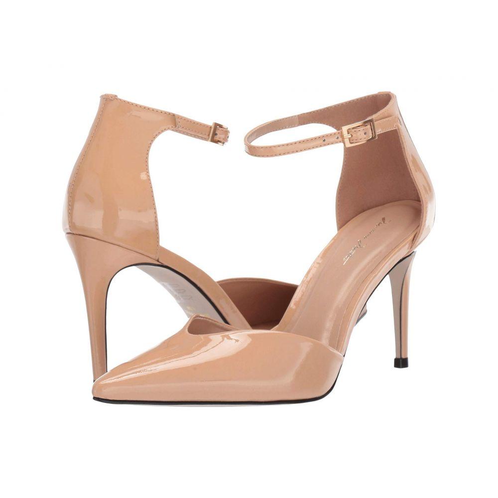 マッテオ マッシモ Massimo Matteo レディース パンプス シューズ・靴【Randi Pump】Nude Patent
