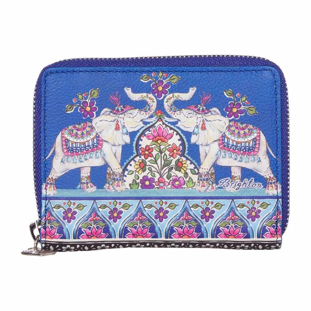 ブライトン Brighton レディース 財布 【Journey To India Medium Wallet】Multi