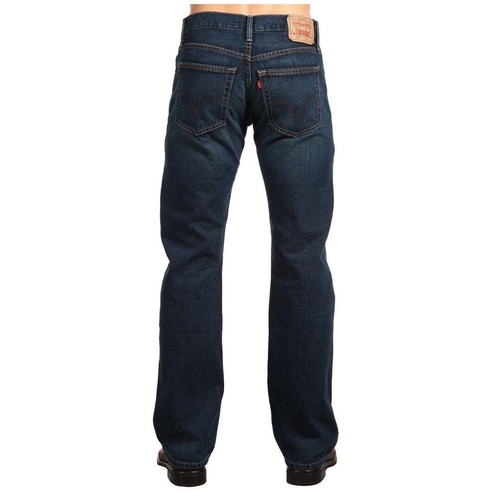 リーバイス メンズ ボトムス・パンツ ジーンズ・デニム Overhaul 【サイズ交換無料】 リーバイス Levi's Mens メンズ ジーンズ・デニム ブーツカット ボトムス・パンツ【527(TM) Slim Bootcut】Overhaul
