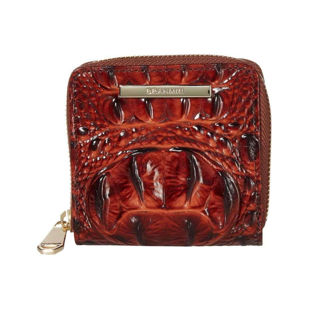 ブラーミン Brahmin レディース 財布 【Melbourne Mini Suri Wallet】Pecan