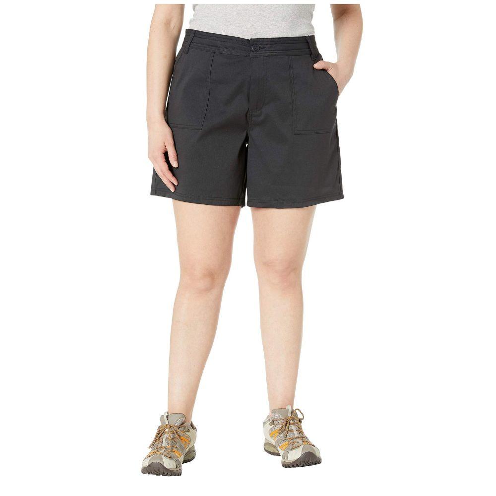 プラーナ Prana レディース ショートパンツ 大きいサイズ ボトムス・パンツ【Plus Size Olivia Shorts】Black