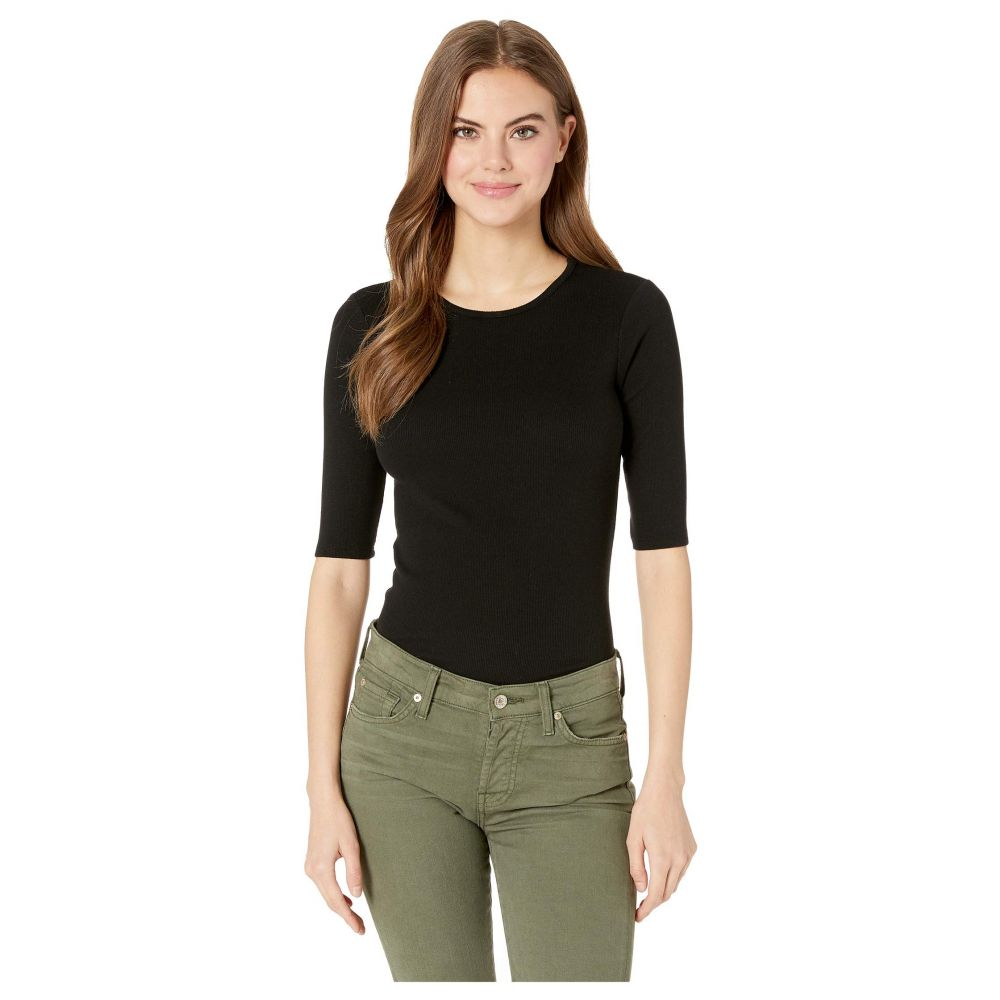 Michael Stars Womens Long/  Ls Cowl Top