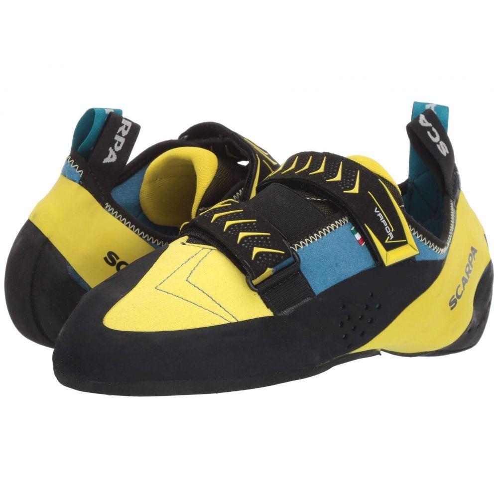 スカルパ Scarpa メンズ ハイキング・登山 シューズ・靴【Vapor V】Ocean/Yellow