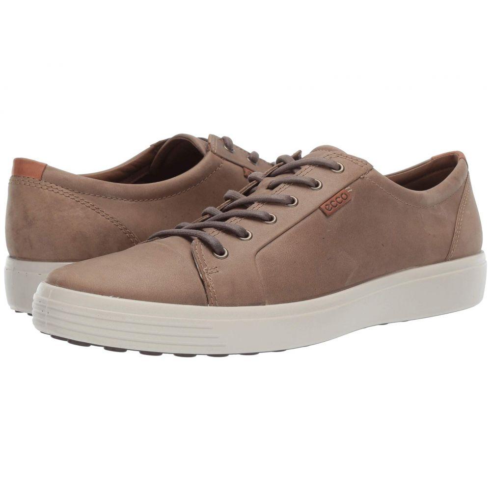 エコー ECCO メンズ スニーカー シューズ・靴【Soft 7 Sneaker】Navajo Brown