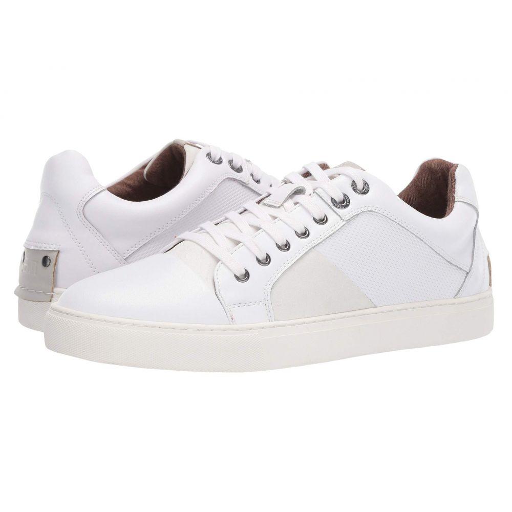 スティーブ マデン Steve Madden メンズ スニーカー シューズ・靴【Mister Sneaker】White Leather