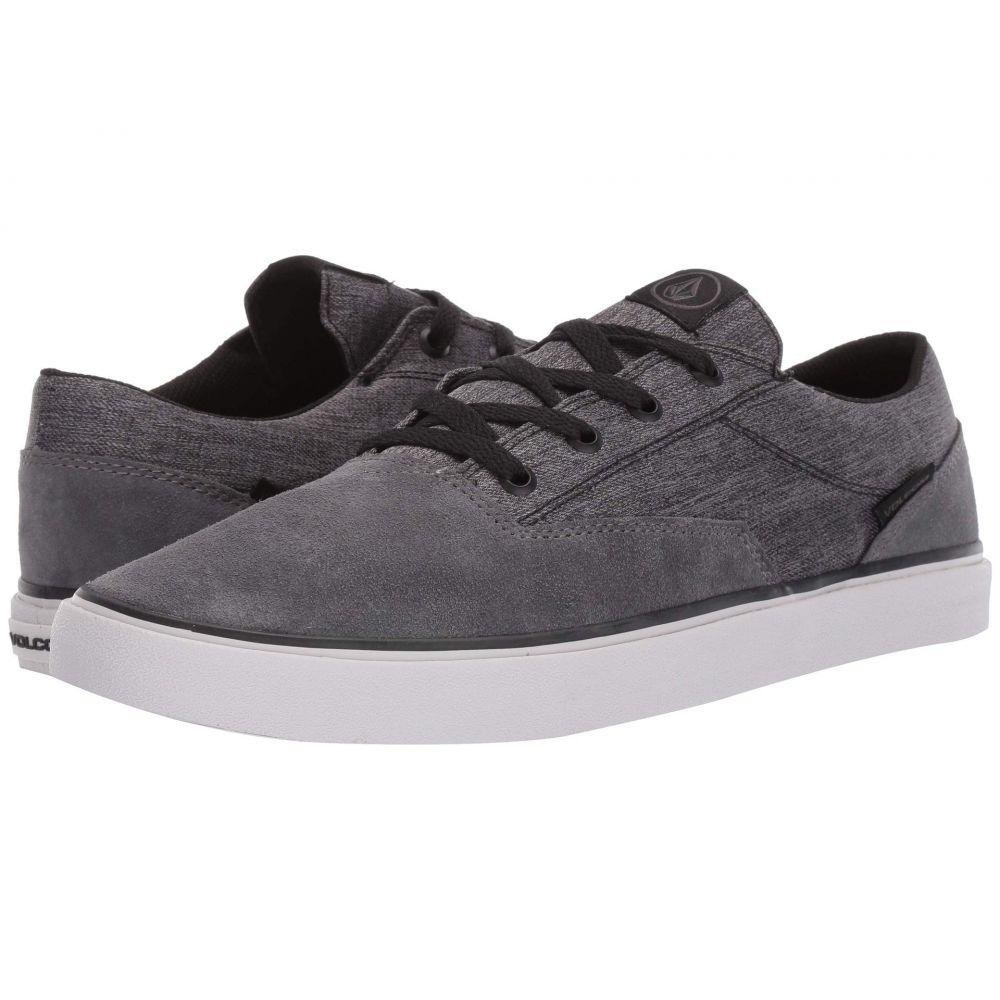 ボルコム Volcom メンズ スニーカー シューズ・靴【Draw Lo Suede Shoes】Grey
