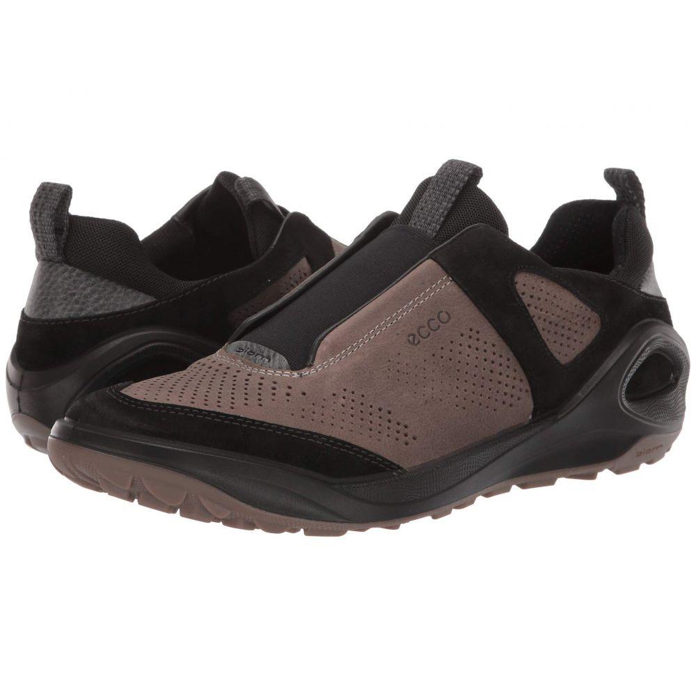 エコー ECCO Sport メンズ スリッポン・フラット シューズ・靴【BIOM 2GO Slip-On】Black/Dark Clay