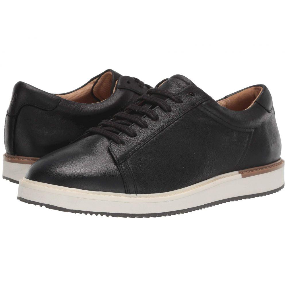 ハッシュパピー Hush Puppies メンズ スニーカー シューズ・靴 Heath Sneaker Black LeatherUVpSMzqLG
